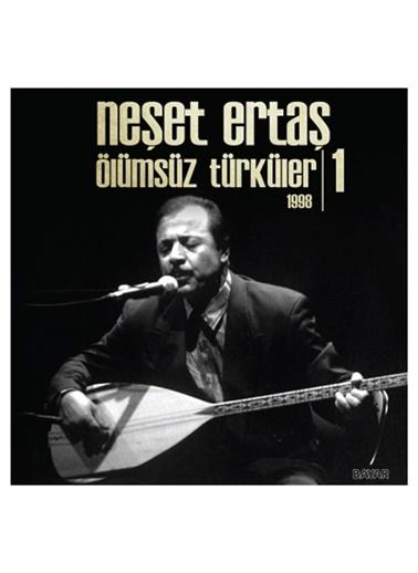 Bayar Müzik Neşet Ertaş-Ölümsüz Türküler-1 1998 Lp Plak Renkli